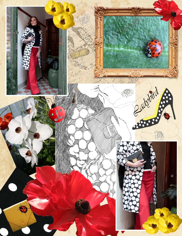 April Ladybird Art